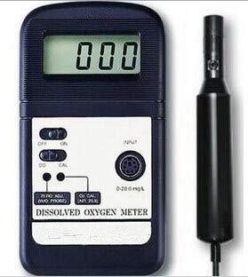 Medidor de Oxígeno disuelto Digital de bolsillo GOWE 0-20 mg/L