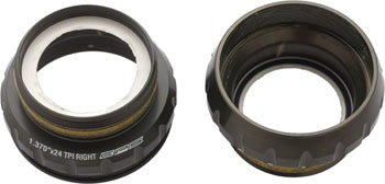 Campagnolo Record Bottom Bracket Ultra Torque Outboard Cups - It: - Torque Bottom Bracket Cups