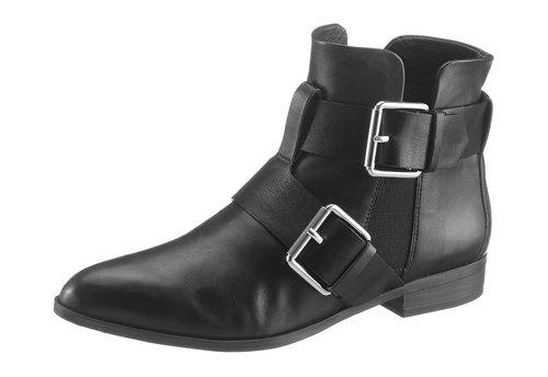 TAMARIS Tamaris Stiefelette in spitzer Form schwarz, Größe