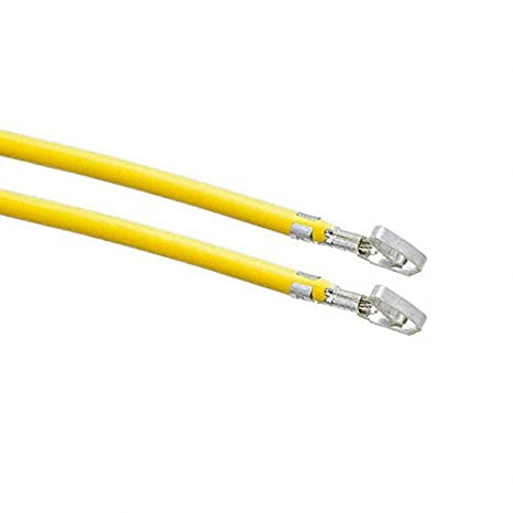 12 PRE-CRIMP A3048 YELLOW 0008500113-12-Y8-D Pack of 100