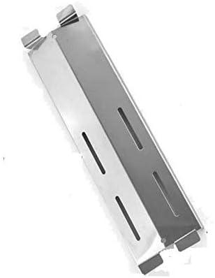 Prima acier inoxydable plaque Cover Set 4 PC couleurs assort