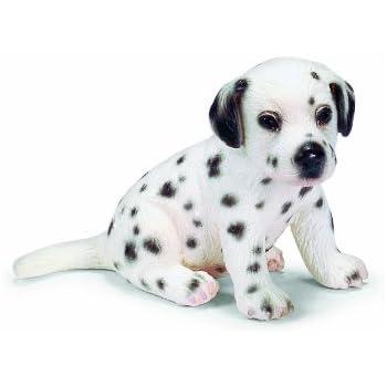 Amazoncom Schleich Sitting Dalmatian Puppy Schleich Toys Games