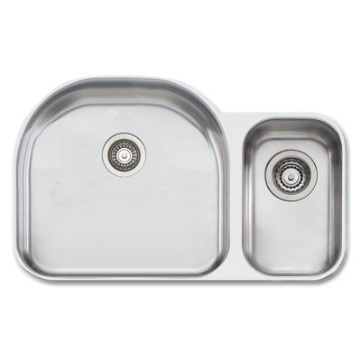 Oliveri Undermount Kitchen Sink - Sydney 32.75