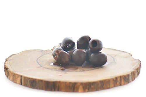 Pitted Black Nicoise Olives, Bulk, Per Pound
