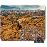 Matera_Italy Mouse Pad, Mousepad (Ancient Mouse Pad)