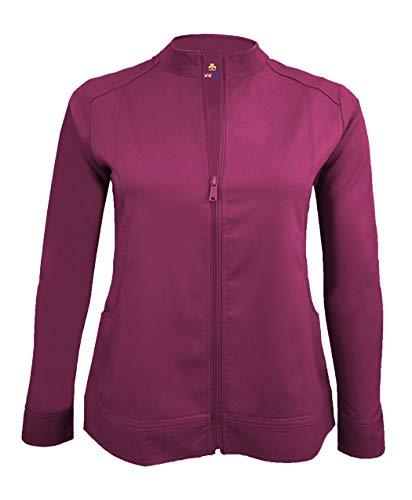 Natural Uniforms Womens Warm Up Jacket
