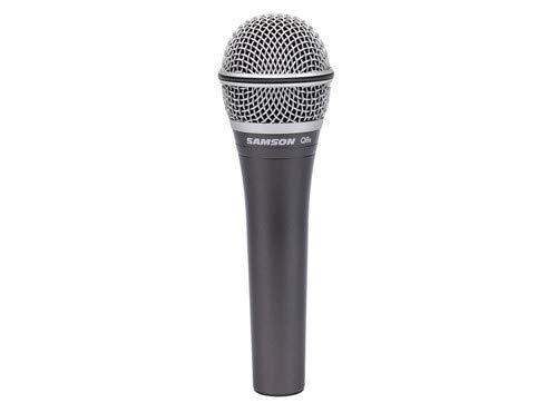 Samson Q8x-Professional Dynamic Vocal Microphone (SAQ8X)