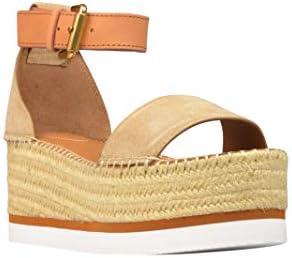 SEE BY CHLOÉ Luxury Fashion Donna SB32201A11195110 Beige sandalen