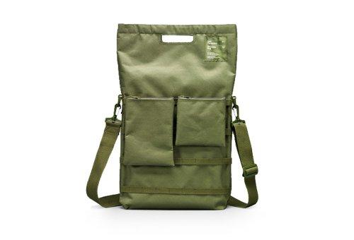 Unit Portables Unit 01 Shoulder Bag 13 Green