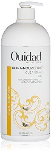 OUIDAD Ultra-nourishing Cleansing Oil Shampoo, 33.8 Fl Oz