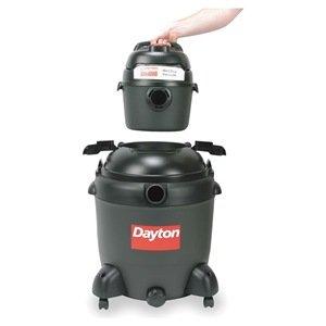 Wet/Dry Vacuum, 6.5 HP, 20 gal., 120V by W.W. Grainger (Image #1)