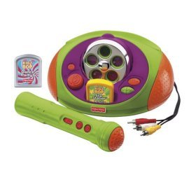 cd player for kids fisher price - 8