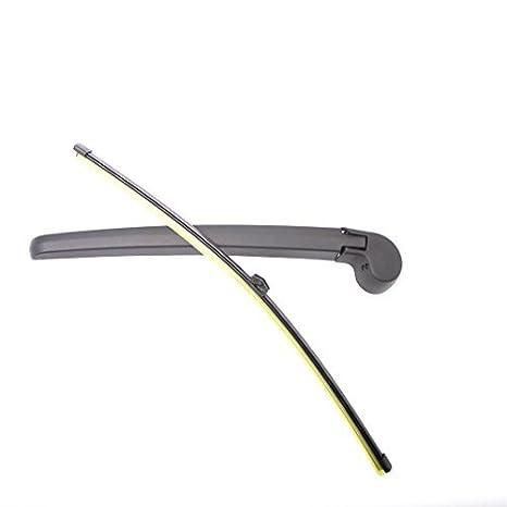 Juego de brazo y escobilla limpiaparabrisas trasera para a6 allroad 2005 - 2012: Amazon.es: Coche y moto