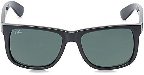 soleil Lunettes Noir Black RB4165 Ray Homme Green 51 mm Ban de wUPTXpq