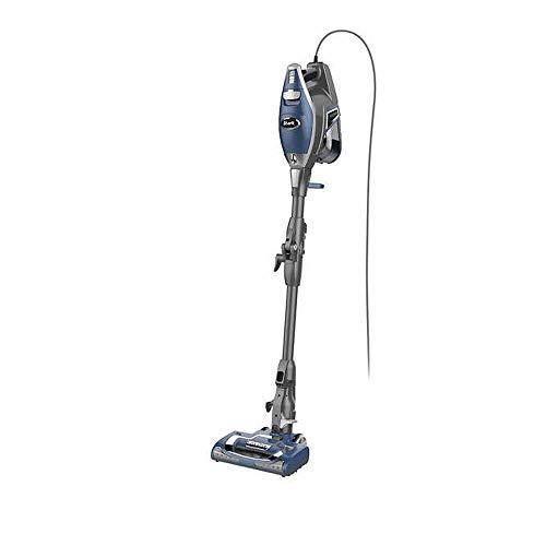 Shark UV330 Rocket DeluxePro Ultra-Light Vacuum Blue (Renewed) (Shark Stick Vac)