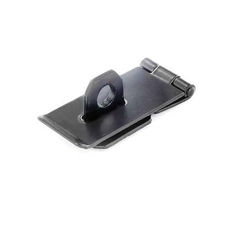 Securit Sicherheit Sicherheits-Ü berfalle schwarz –  150 mm S1446