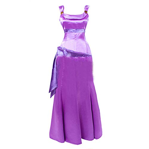 CosplayDiy Women's Princess Megara-Hercules Dress Costume cm -