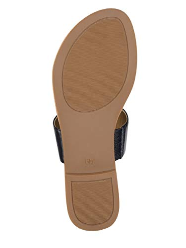 c8887496a3f GUESS Factory Women s Luelle T-Strap Slide Sandals