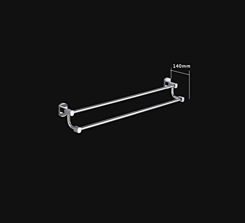 Yomiokla Bathroom Accessories - Kitchen, Toilet, Balcony and Bathroom Metal Towel Ring Mount in Chinese Towel and Luxury Coffee Network