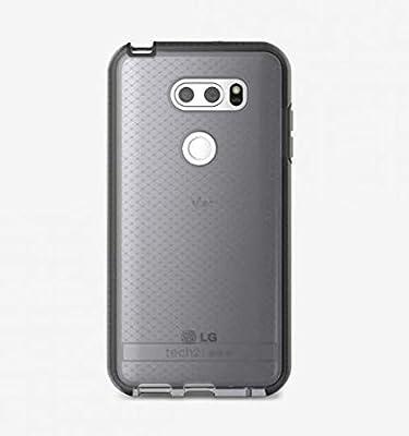 pretty nice 8df84 ac8db Tech 21 Evo Check Case LG V30 (Smokey/Black)