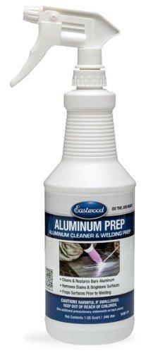 Eastwood Weld Paint Polish Aluminum Prep and Cleaner Quart Trigger Bottle 32 oz