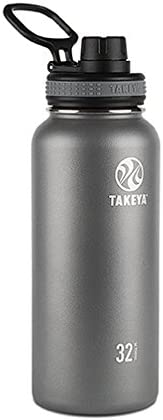 Takeya Vacuum-Insulated Stainless Steel Water Bottle