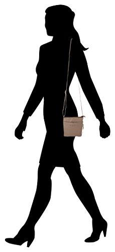 Femme Pour À Taupe Sac Porter Jones Gris 6124 marron L'épaule Jennifer qZStxUwn
