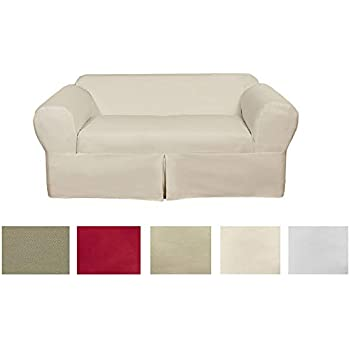 Amazon.com: sarga Supreme Asiento Separado Loveseat ...