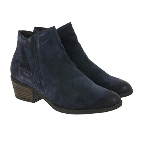 Jeans Josef Botines Seibel 09 Femme Suede Daphne 0wOaqwC