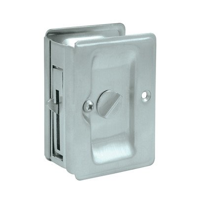HD Adjustable Privacy Pocket Lock Finish: Black