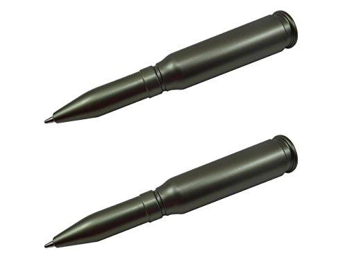 Lane Co 50 Caliber Replica Refillable Twist Bullet Pen Plastic (Twist Pen Plastic)