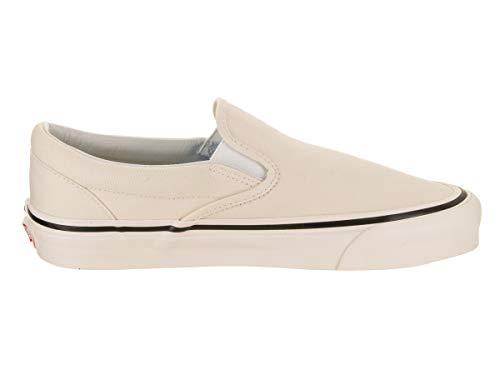 og Anaheim Royaume 9 Us 10 Shoe Mixte 11 uni Unisexe Usine Skate Slip Adulte Classic Vans on Blanc Yw0z6Cq6a
