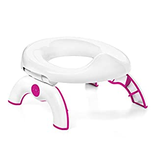 OXO Tot 2-in-1 Go Potty for Travel - Pink
