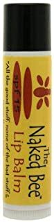 product image for The Naked Bee Lip Balm, Orange Blossom Honey, .15 Ounce