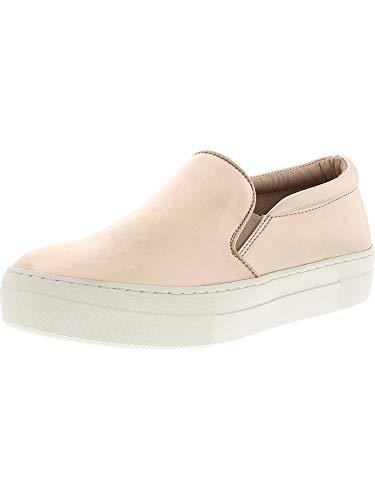 Steve Madden Women's Gills Fashion Sneaker, Rose Gold, 9.5 M ()