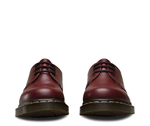 10085600 37 Bordeaux Dr Smooth 1461 Martens Eu Red Cherry Zapatos Xqw41Fw