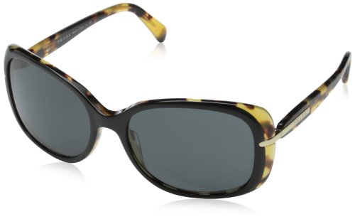 Prada Sonnenbrille (PR 08OS) TOP BLACK/MEDIUM HAVANA