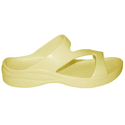 DAWGS Women's Z Sandal Yellow