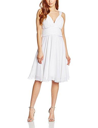 Blanco Co8008ap Mujer Vestido weiß Astrapahl Para w7SgzqnB4
