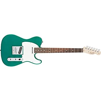 Squier by Fender Affinity Series Telecaster Beginner Electric Guitar - Race Green