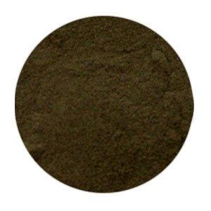 8.5 Oz Black Opal Powder Frit - 96 Coe
