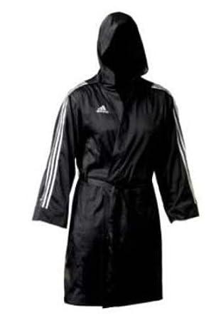 adidas ADIRPBT01/M - Bata de boxeo para mujer, color negro, talla M: Amazon.es: Deportes y aire libre