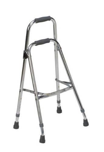MABIS DMI Folding Hemi Side Style Walker