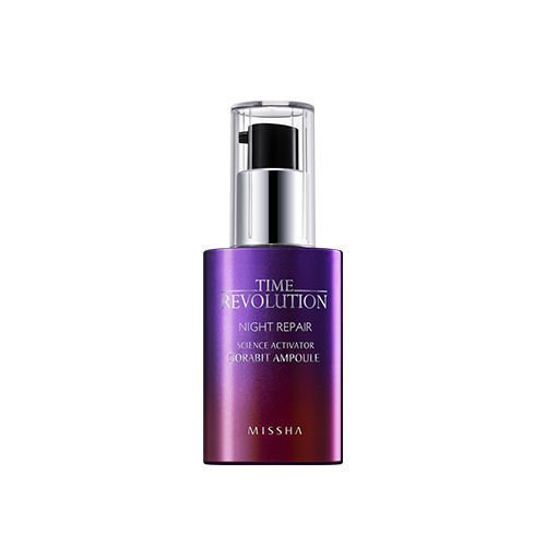 Price comparison product image Missha Time Revolution Night Repair Science Activator Ampoule 40ml Day and Night Care Korea