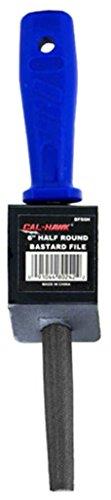 Half Round Bastard Rasp (Cal Hawk Tools 6