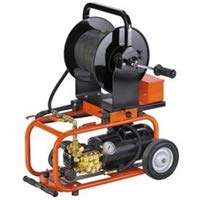 General Wire JM 1450 A Electric Water Jet Drain Cleaner