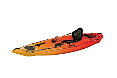Evoke Vue 100 Sit On Recreational Kayak, Sunset