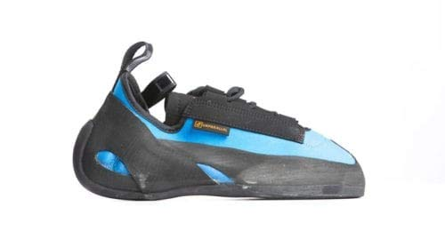 Outdoor and Indoor Sports Rock Climbing Shoes with Laces for Men Unparallel Rock Climbing Sports Shoes
