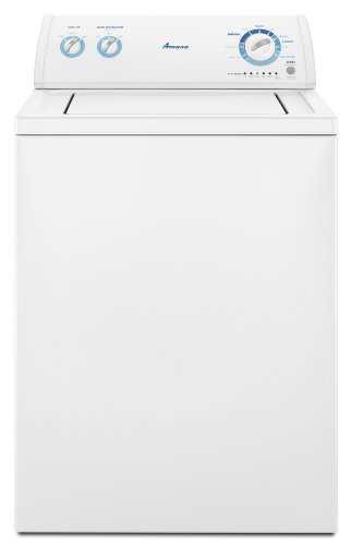 UPC 883049250731, Amana 3.4-Cubic Foot Traditional Top-Load Washer, NTW4501XQ, White