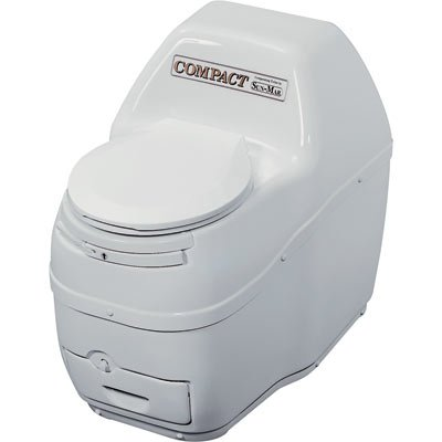 - Sun-Mar Compact Self-Contained Composting Toilet, Model# Compact